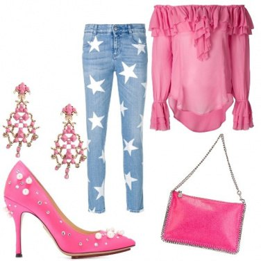 Outfit Pink lover