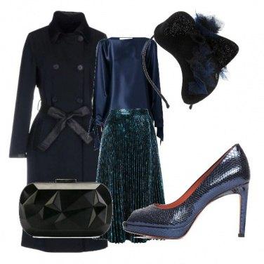 Outfit Megan Blues