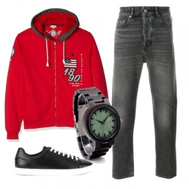 Outfit Casual #1600