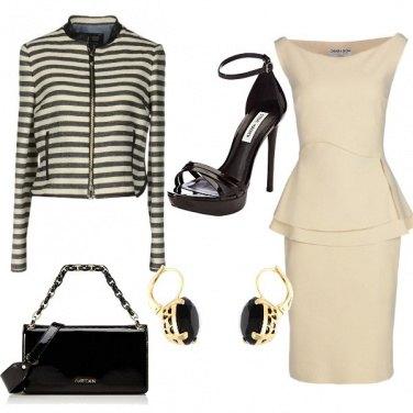 Outfit Semplicemente elegante