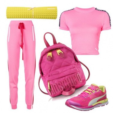 Outfit Fashion sporty