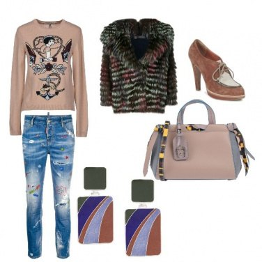 Outfit Tocco Vintage