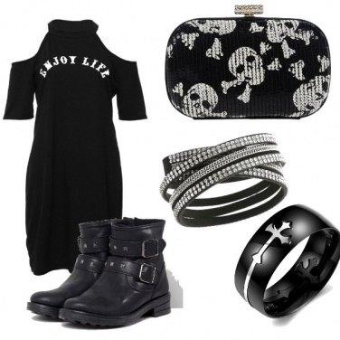 Outfit Brillantini