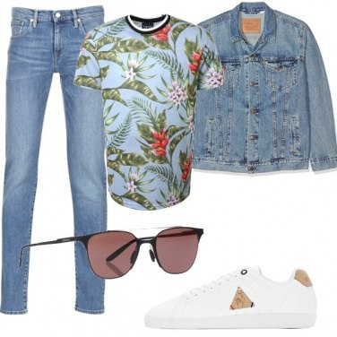 Outfit Casual #1601