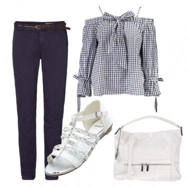 Outfit Camicia a quadri