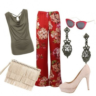 Outfit Etnico #744