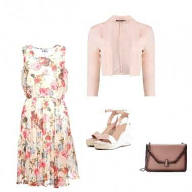 Outfit Pink spring