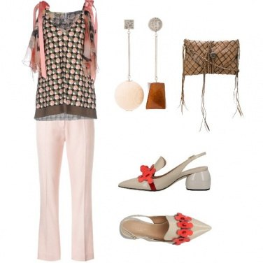 Outfit Chic #3850