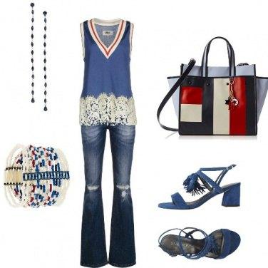Outfit Top sportivo o elegante?
