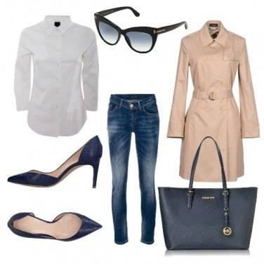Outfit Everyday chic