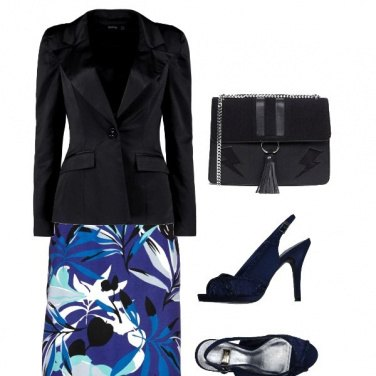 Outfit Lady bon ton