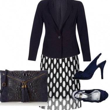Outfit Ladylike
