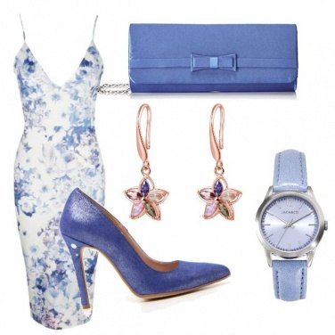 Outfit Violetto