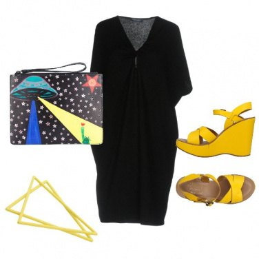 Outfit Un raggio giallo