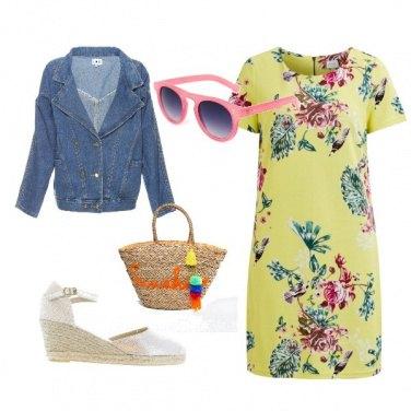 Outfit Aperitivo tra amiche