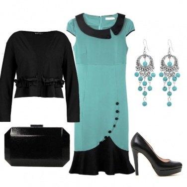 Outfit Cerimonia primaverile