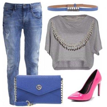 Outfit Comode e glam