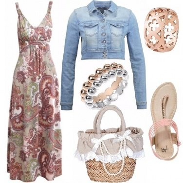Outfit Romantic summer