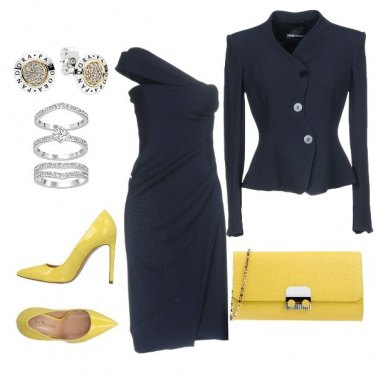 Outfit Not ordinary blue