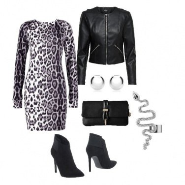Outfit Black Panther