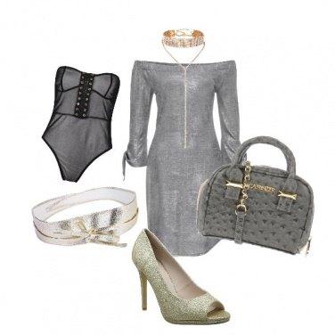 Outfit Con la borsa piccola ma glam