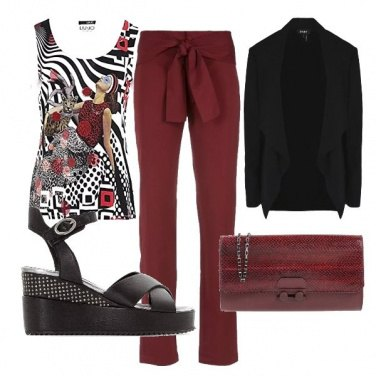 Outfit Apericena chic