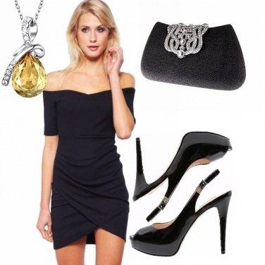 Outfit Goccia d\'oro
