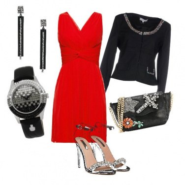 Outfit Scintillante!