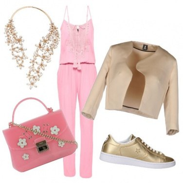 Outfit Elegantemente sportiva