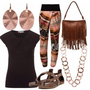 Outfit Armonie di terra