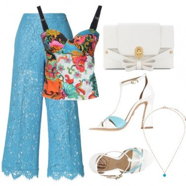Outfit Festa chic