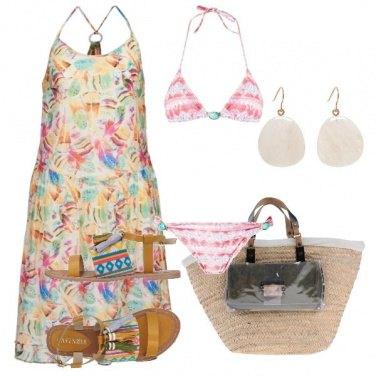 Outfit Piume al mare