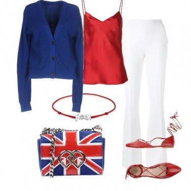 Outfit God save the Queen