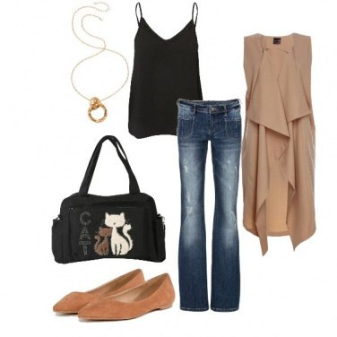 Outfit Trendy comfort