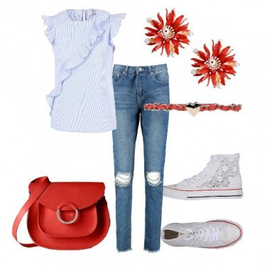 Outfit Trendy comfort #02