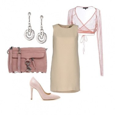 Outfit Pastel tone