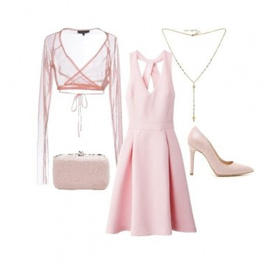 Outfit Do you like pink?