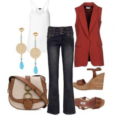 Outfit Ricercata raffinatezza