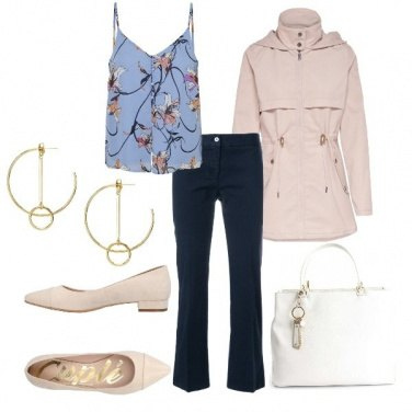 Outfit Rainy day #03