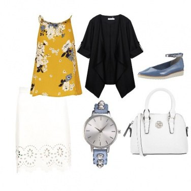 Outfit Colori e relax