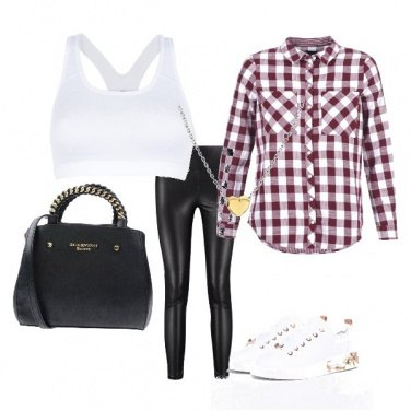 Outfit Rock #982