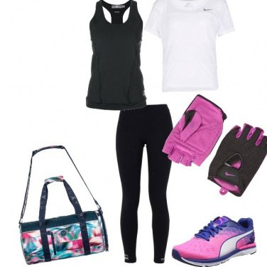 Outfit Allenamento in palestra
