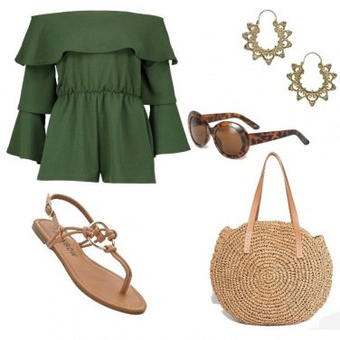 Outfit Shopping al mare