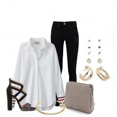 Outfit Roupa escritorio