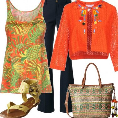 Outfit Frutta esotica