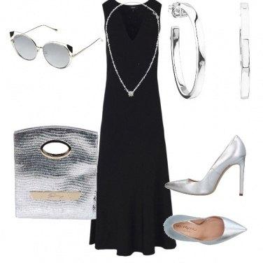 Outfit Accessori argento!