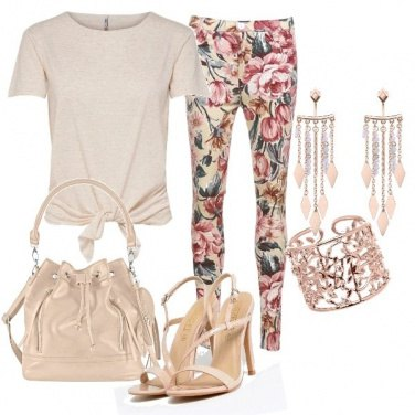 Outfit Floreale*