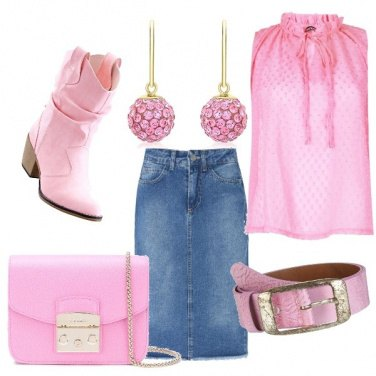 Outfit Pink addicted