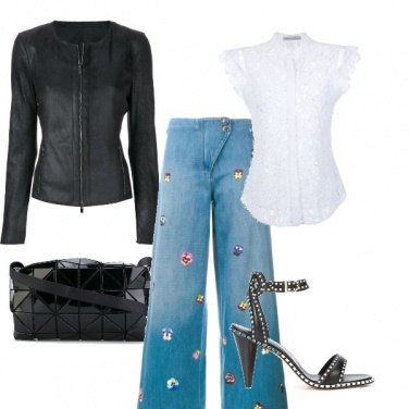 Outfit Romantic-rock