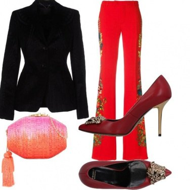 Outfit China chic
